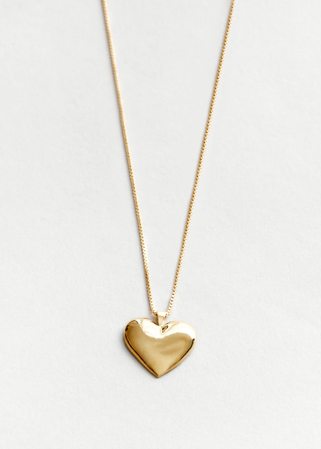 AMOURETTE NECKLACE IN GOLD