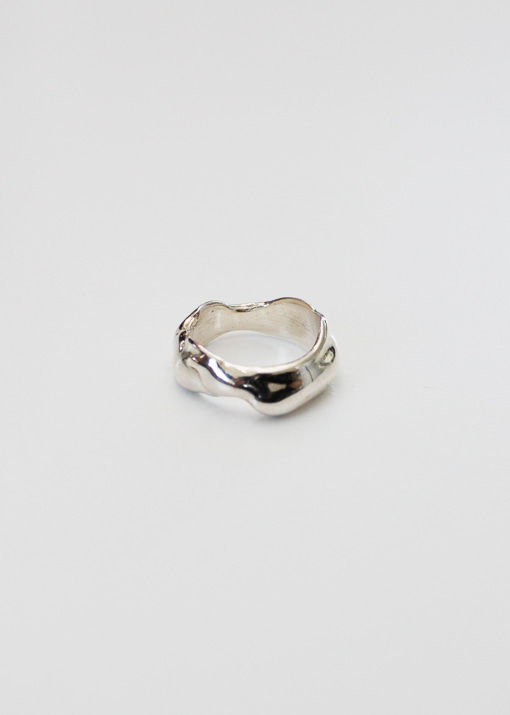 DROPLETTE RING IN STERLING SILVER