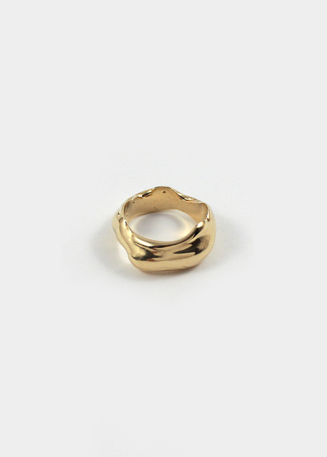 DROPLETTE RING IN GOLD