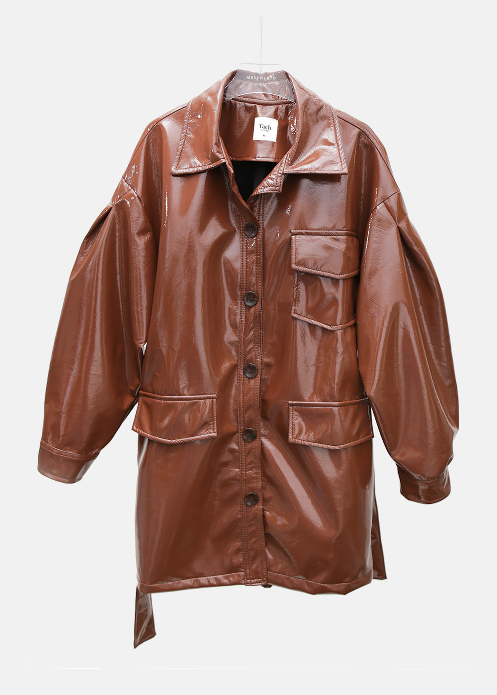 CARIOCA TRENCH BROWN