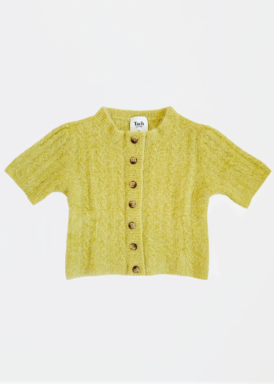 DALIA KNIT TOP PISTACHIO