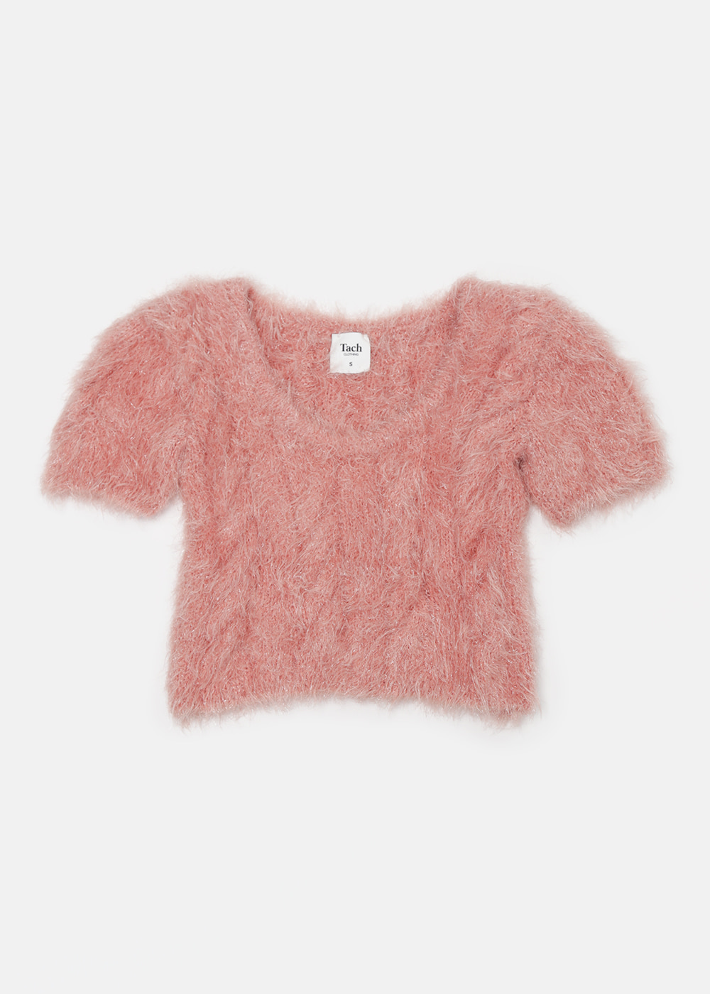 VIVIEN KNIT TOP PINK