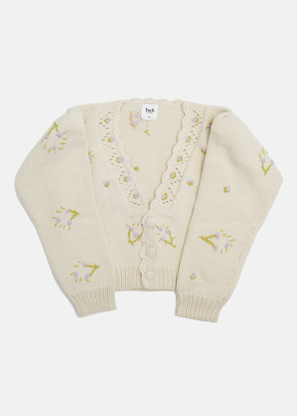 MIRANDA CARDIGAN CREAM